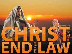 christ is the end of law 2